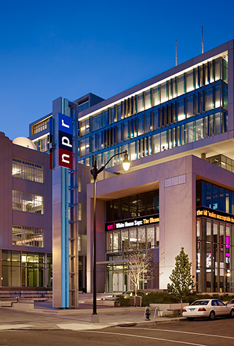 NPR building identification