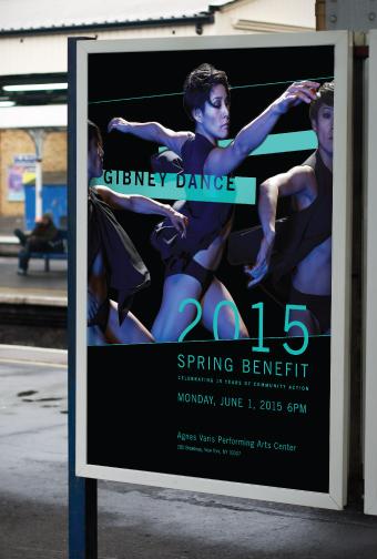 POULIN + MORRIS: Gibney Dance Spring 2015 Benefit