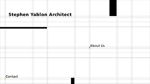 Stephen Yablon Architect website
