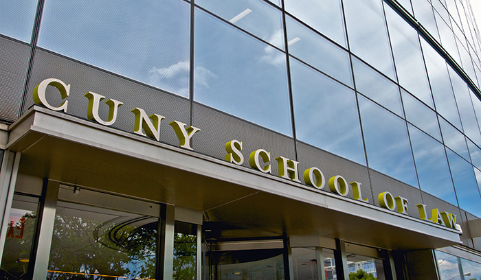 How hard is it to get into CUNY Law School?