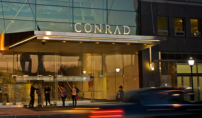 Conrad New York