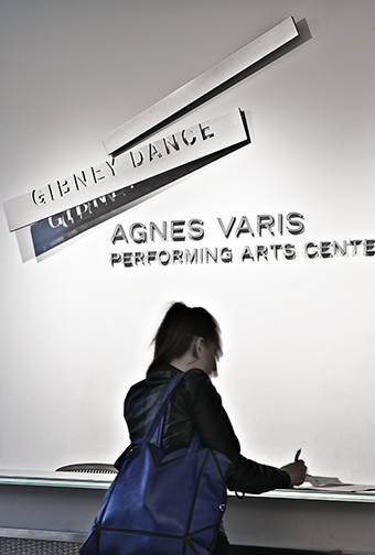 POULIN + MORRIS: Gibney Dance/Agnes Varis Performing Arts Center