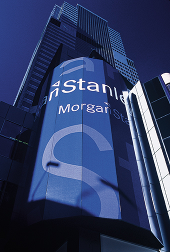 Poulin Morris Morgan Stanley World Headquarters