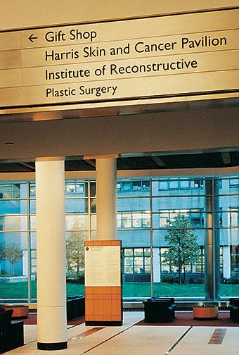 POULIN + MORRIS: New York University Medical Center