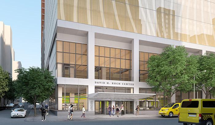 POULIN + MORRIS: New York-Presbyterian David H  Koch Center