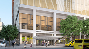 New York–Presbyterian David H. Koch Center