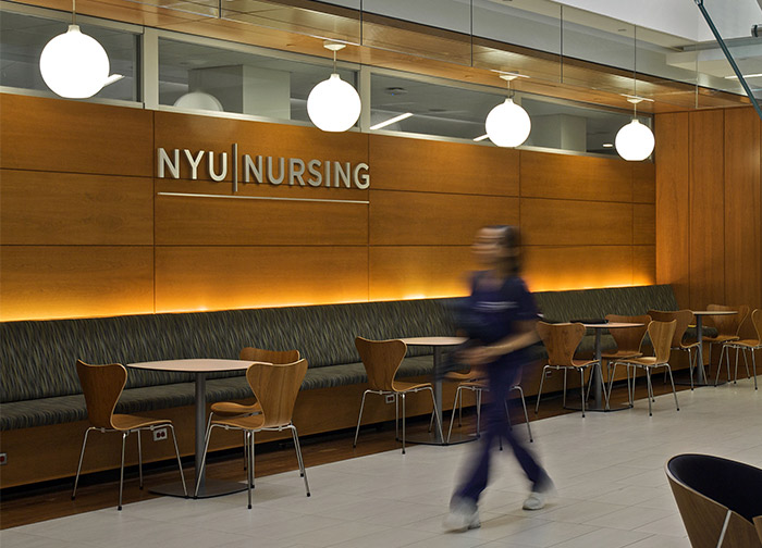 NYU College Of Nursing Interior Span
