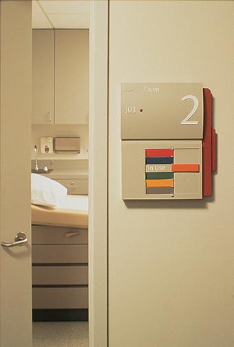 Chemotherapy Room Design: POULIN + MORRIS: The Saint Vincents Comprehensive Cancer