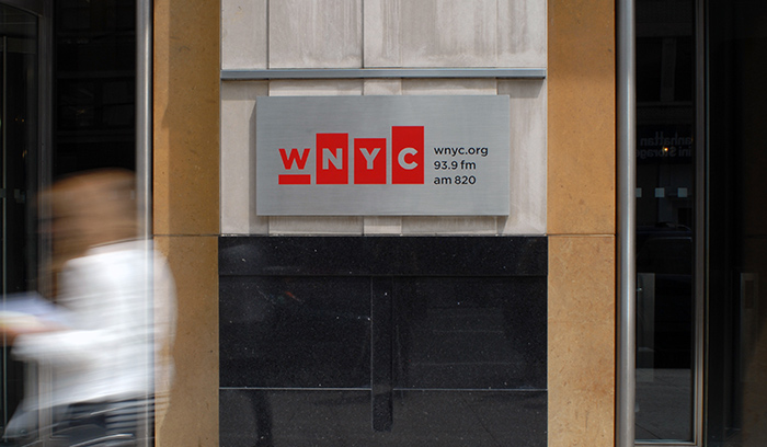 WNYC New York Public Radio Broadcast Studios