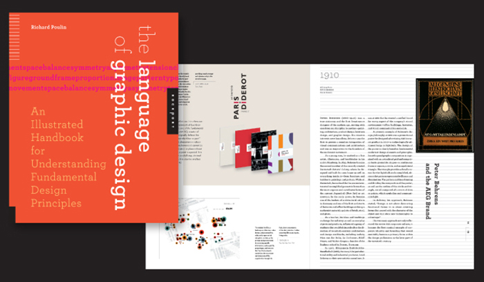 poulin morris the language of graphic design